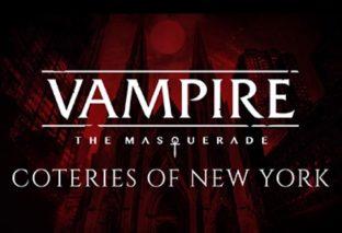 Apre la pagina ufficiale di Vampire the Masquerade: Coteries of New York