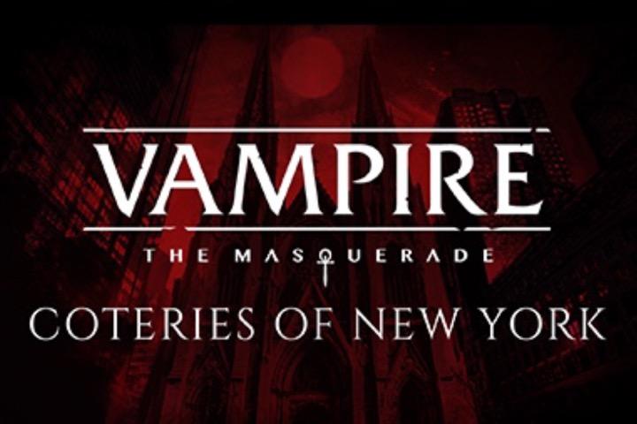 """Novità """"succulenti"""" per Vampire the Masquerade: Coteries of New York"""