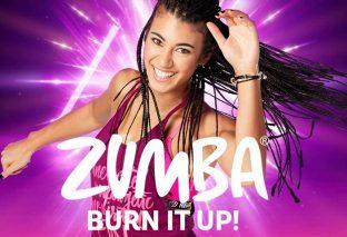 Zumba Burn it Up! è ora disponibile su Nintendo Switch!
