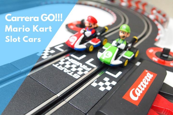 Carrera GO!!! Nintendo Mario Kart – Slot Cars – Recensione