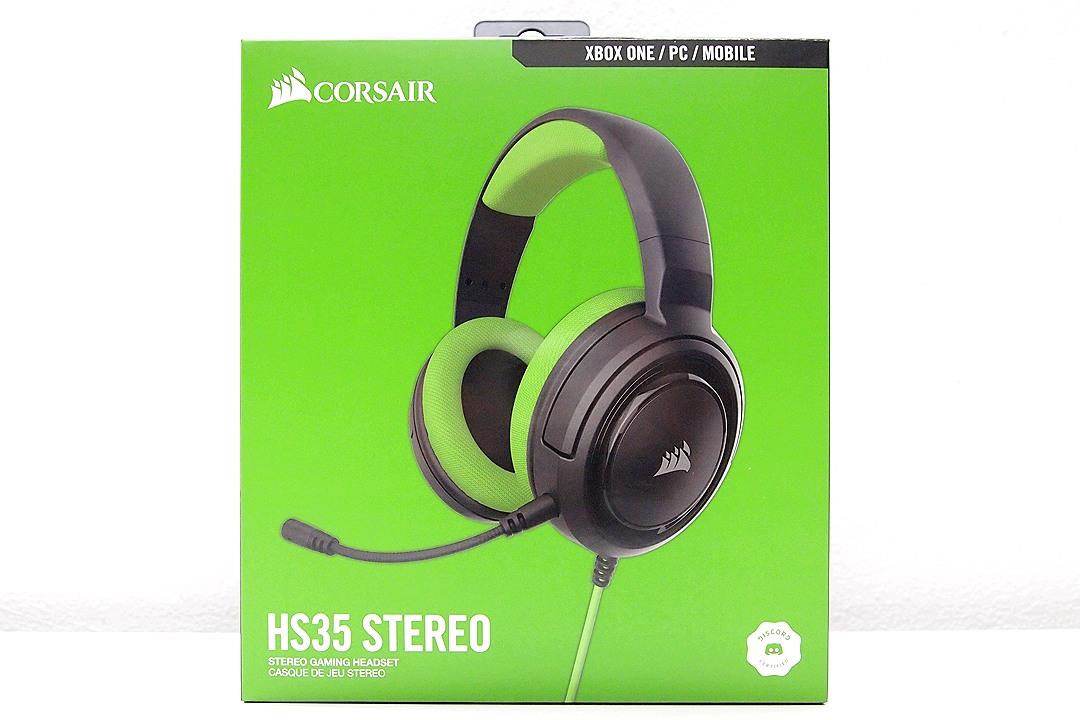 Corsair HS35 Stereo