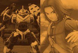 Daemon X Machina e Dragon Quest XI S Definitive Edition: le nostre prime impressioni