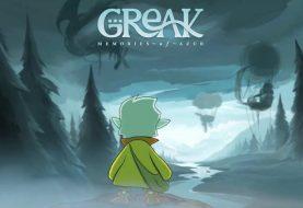 Greak: Memories of Azur, nuova avventura 2D interamente disegnata a mano, verrà pubblicata da Bromio nel corso del 2020