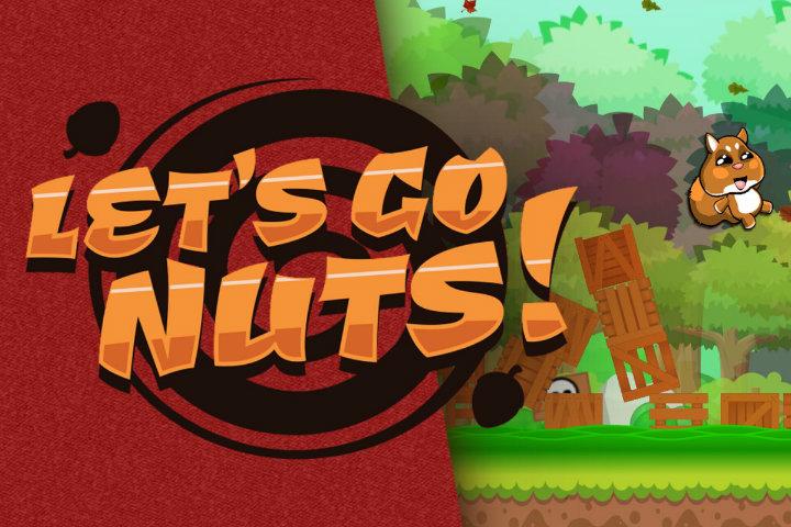 Let's Go Nuts – Recensione