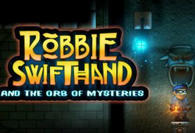 Robbie Swifthand and the Orb of Mysteries - Recensione