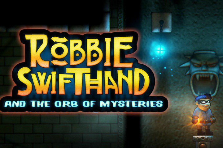Robbie Swifthand and the Orb Mysteries