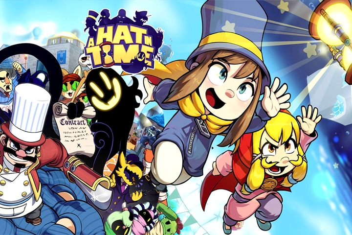 A Hat in Time arriverà ad ottobre su Nintendo Switch!