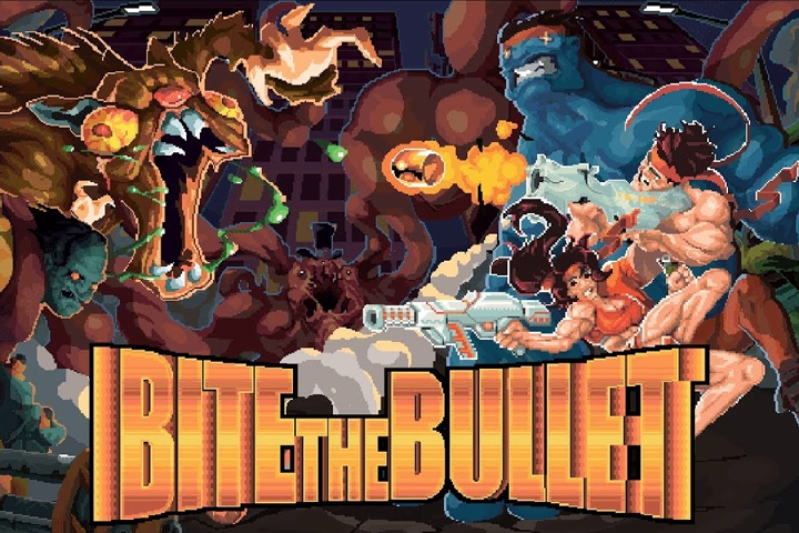 Bite the Bullet, lo sparatutto GdR roguelike annunciato anche per Nintendo Switch e Xbox One!