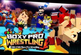 Chiki-Chiki Boxy Pro Wrestling - Recensione