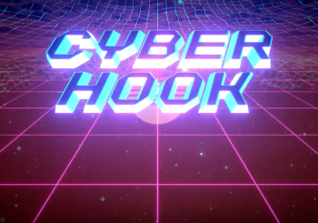 Cyber Hook ci mostra il suo gameplay in un nuovo trailer