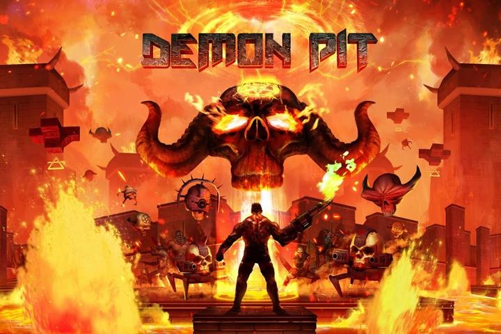 Demon Pit, nuovo sparatutto arcade annunciato per PC e console!