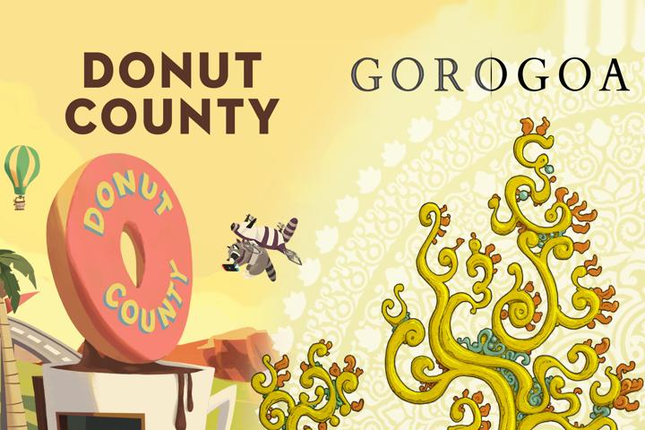 Annunciate le edizioni fisiche di Donut County e Gorogoa per Nintendo Switch!