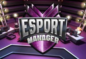 ESport Manager è arrivato sull'eShop di Nintendo Switch!