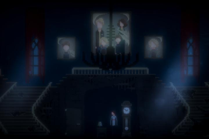 Ellen, l'avventura horror dalla grafica pixel è in arrivo a settembre su console!