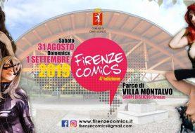 Firenze Comics 2019: una piccola ma grande fiera.