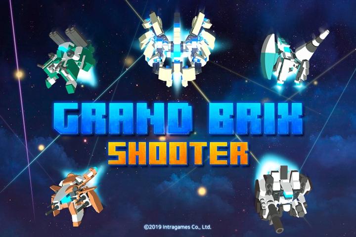 Grand Brix Shooter – giochiamo al nuovo shoot 'em up di Intragames