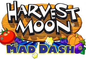 Harvest Moon: Mad Dash arriverà in formato digitale a fine ottobre su Nintendo Switch e PS4!