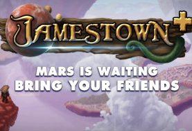 Jamestown+, lo shoot'em up arriverà questo autunno su Steam e Nintendo Switch!