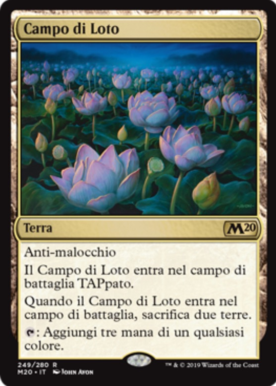 Magic The Gathering Core Set 2020 Analisi Carte In Buste D Espansione Gamescore