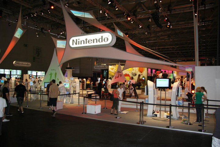 Nintendo at Gamescom