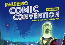 Sta per iniziare la quinta edizione della Palermo Comic Convention!
