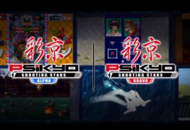 Psikyo Shooting Stars Alpha: annunciata la data d'uscita per Nintendo Switch!
