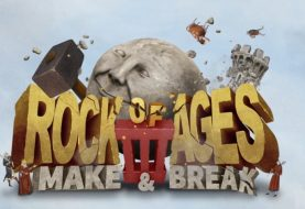 Rock of Ages 3: Make & Break rotolerà nel 2020... con stile!