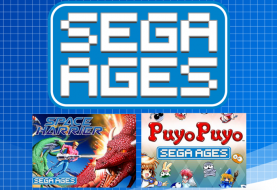 SEGA AGES su Nintendo Switch, in arrivo il 22 agosto Space Harrier e Puyo Puyo!