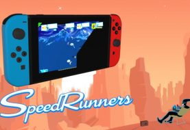 SpeedRunners arriva su Nintendo Switch!