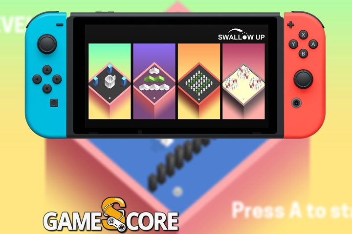 Swallow Up su Nintendo Switch, i nostri primi minuti di gioco!