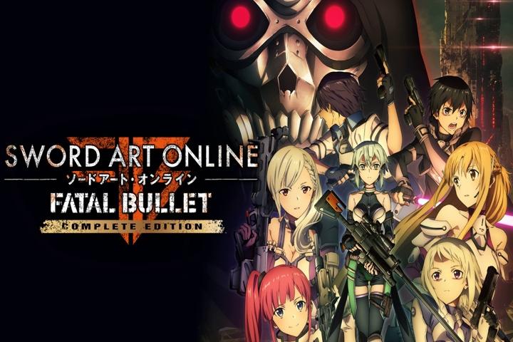 Sword Art Online: Fatal Bullet Complete Edition è arrivato su Nintendo Switch!