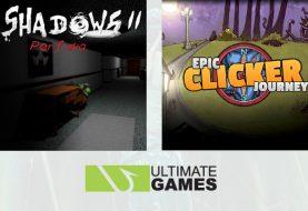 Ultimate Games sta per portare Shadows 2: Perfidia ed Epic Clicker Journey su Nintendo Switch!