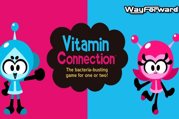 Vitamin Connection, il nuovo gioco di WayForward annunciato in esclusiva per Nintendo Switch!