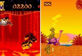 Le edizioni rimasterizzate di Aladdin e The Lion King sono in arrivo su console