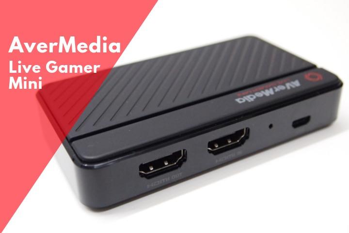 AVerMedia Live Gamer Mini – Recensione