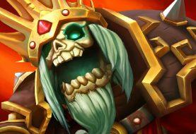 Grave Keeper - affrontiamo il Re Scheletro!