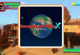 Invasion of Alien X: Earth in Crisis sta per arrivare su Switch!