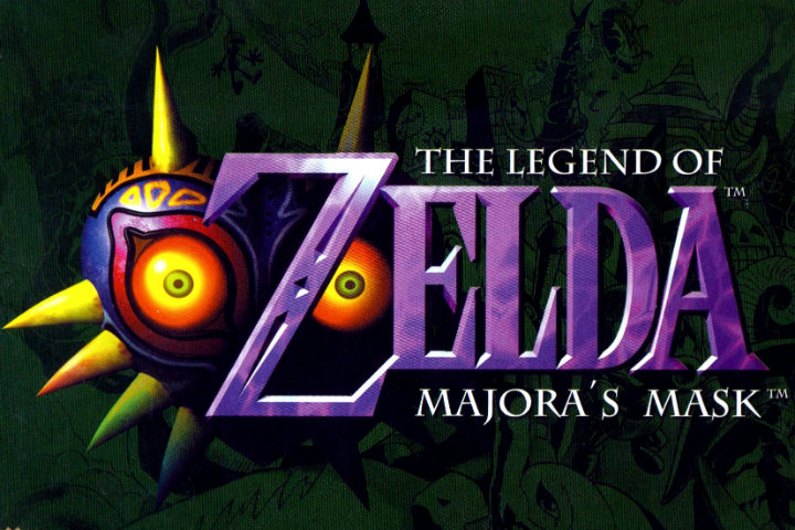 Majora's Mask cover 2