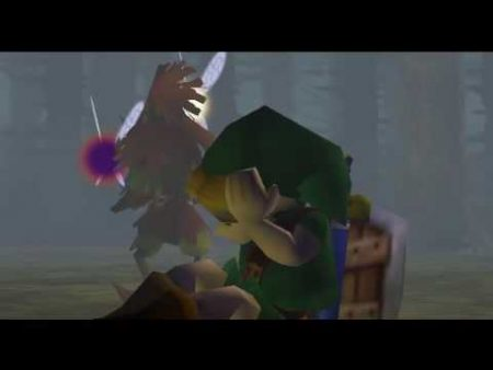 Majora's Mask gameplay 1