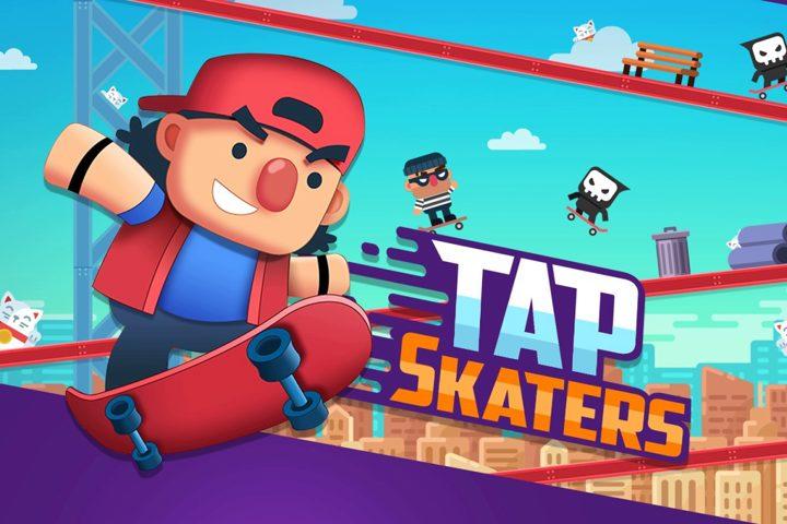 Tap Skaters – da mobile a Nintendo Switch