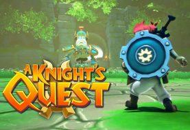 A Knight's Quest, l'adventure game arriverà in autunno su PC e console!