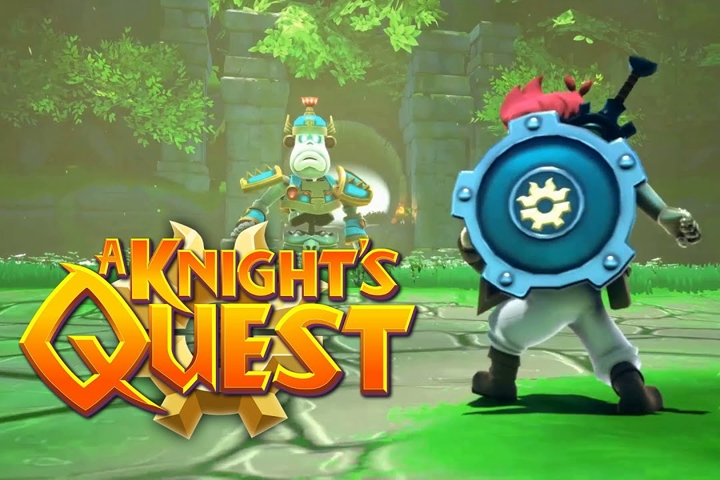 A Knight's Quest, l'adventure game arriverà in autunno su PC e console!