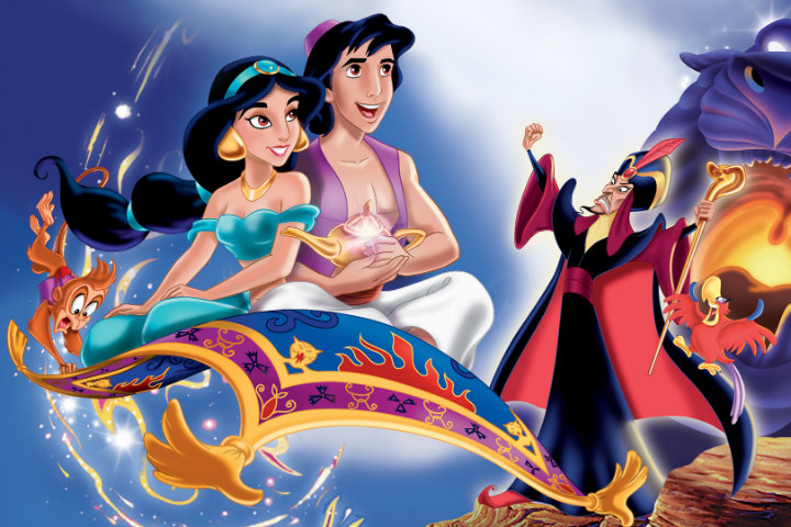 Disney's Aladdin – Sessantaquattresimo Minuto