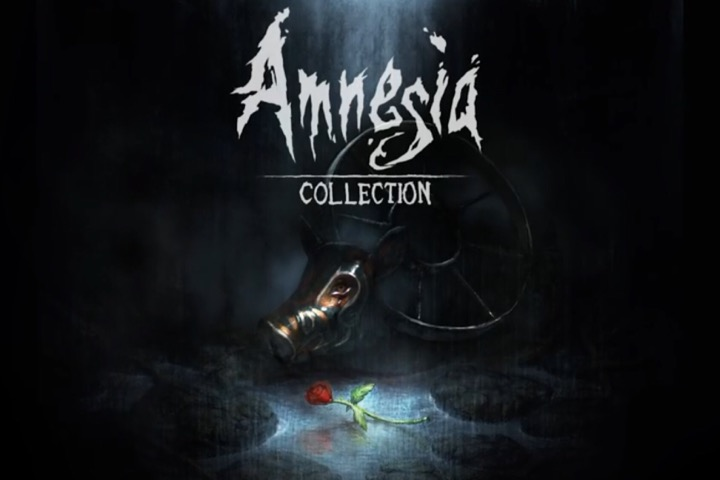 Amnesia Collection esce su Nintendo Switch… oggi!
