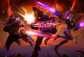 Battle Planet – Judgement Day, piccoli pianeti su Nintendo Switch