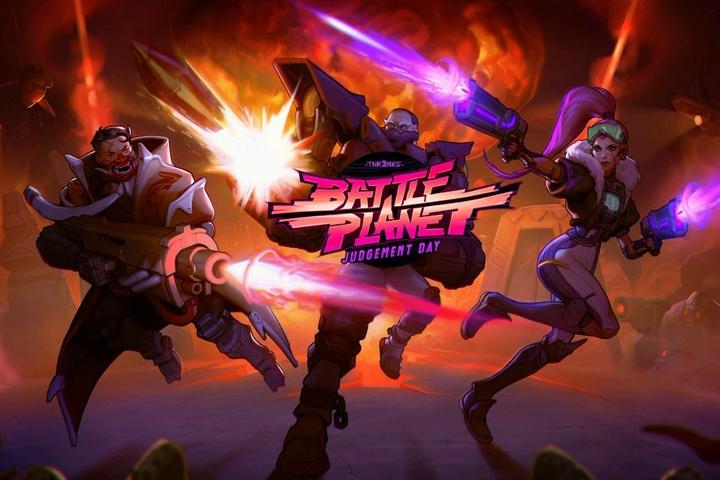 Battle Planet – Judgement Day, piccoli pianeti su Nintendo Switch