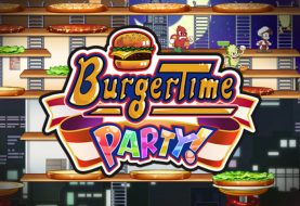 BurgerTime Party - Recensione