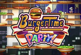 BurgerTime Party!: annunciata finalmente la data d'uscita su Nintendo Switch!