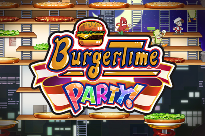 BurgerTime Party – Recensione