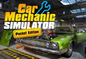 Car Mechanic Simulator Pocket Edition è in arrivo questa settimana su Nintendo Switch!